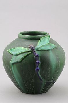 door pottery nouveau arts crafts style pottery ceramics clay