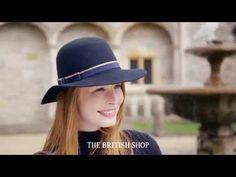 Das hat Style: Ein Filzhut für Damen