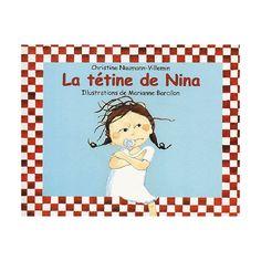 """Résultat de recherche d'images pour """"livre la tetine de nina"""""""