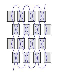 Voronoi diagram wikipedia the free encyclopedia pins and the3rsblogwovenbeadplanterdiagram ccuart Images