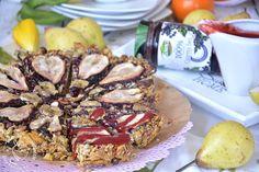 kuchnia w czekoladzie: Pizza śniadaniowa