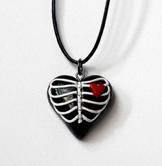 Goth hearts. Collision of the ribcage cities.