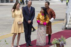 #RoyalVisitBhutan The Bhutanese and British Royal Courts: From India to Bhutan