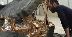 Romain Langlois casse les codes de la nature à travers des sculptures hallucinantes