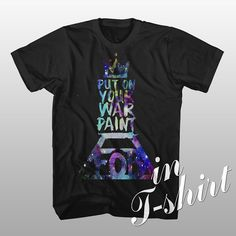 fall out boy band quotes nebula T  Shirt for men size by InTShirtz