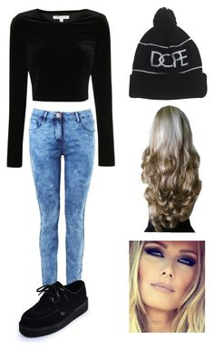 """""""Untitled #99"""" by iloveharrystyles2 ❤ liked on Polyvore featuring Dope"""