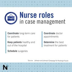 Learn about three nurses who are working as oncology case managers at different facilities
