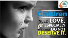 #Children Needs #Love, especially when they do not deserve it. #NGOSofia #Justice #Child