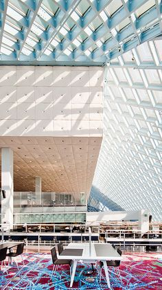 Seattle Public Library - OMA - Rem Koolhaas