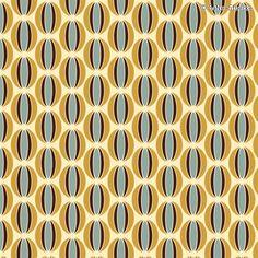"Retro Fabric Pattern | Motiv: ""Retro Muster"" (#51213) © SaNe-Stuecke"