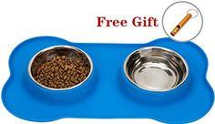 Dishes, Feeders & Fountains Kuji Sport Utopian Pet Cat Dish Ture 100% Guarantee