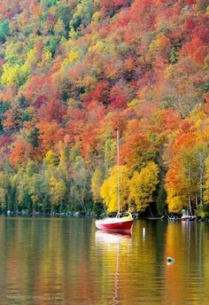 Vermont in the Fall....