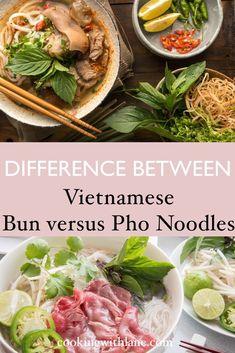 vietnamese noodle soups   viet bun   viet pho   #vietnamesefood #vietnamesepho