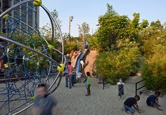 PLAYSCAPES  A Blog About Playground Design