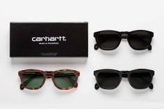 RETROSUPERFUTURE for Carhartt WIP Spring/Summer 2014 Eyewear