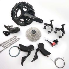 Shimano 105 2 x 11 speed Road Bike Bicycle Groupset Build kit Brake Shoes, Autumn Fashion Casual, Road Bike, Bicycle, Kit, Personalized Items, Ebay, Minimalist Movie Posters, Bike