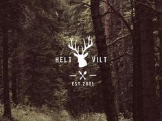 Logo, mark, hipster