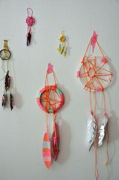 dreamcatcher #kids #craft