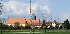 Monastery Germany, House Styles, Benz, Plants, Painting, Decor, Decoration, Decorating, Painting Art