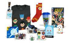 Superherostuff.com, Hero Box! Mystery Box, Puzzle Box