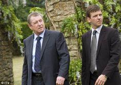 Season Ten Episode 2 from FB page Fairytale Cottage, Storybook Cottage, Detective, Ben Jones, Bbc Tv Shows, Midsomer Murders, Village People, Great British, British Actors