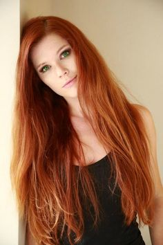 19731aacf4 character inspiration - red hair female Beautiful Red Hair