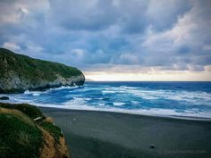 Santa Barbara Eco-Beach Resort, Sao Miguel, Azores – a dream between mountains and sea Santa Barbara, Bergen, Beach Resorts, Places To Go, Portugal, Europe, Island, Mountains, Water