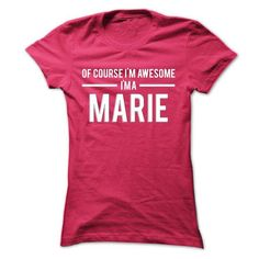 Team Marie - Limited Edition - #gifts for girl friends #cool shirt. BEST BUY => https://www.sunfrog.com/Names/Team-Marie--Limited-Edition-grrntsjyhs-Ladies.html?id=60505