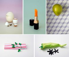 Artistic Appetite: Food Works by Sarah Illenberger