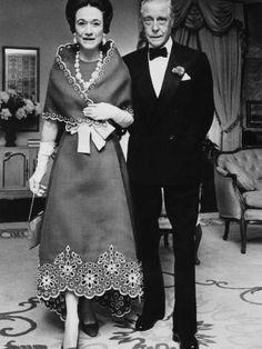 Photo: Duchess of Windsor Wallis Simpson and Prince Edward, Duke of Windsor, Late : Wallis Simpson, Reine Victoria, Queen Victoria, Eduardo Viii, Kate Middleton Wedding Dress, Pippa Middleton, Elisabeth Ii, Herzog, British Monarchy