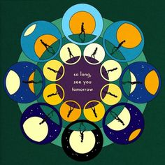 """DISC COVER: Bombay Bicycle Club, """"So Long, See You Tomorrow"""""""
