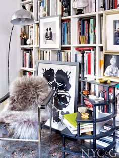 Inside a Globe-Trotting Creative Director's Eclectic Apartment - New York Cottages