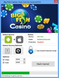 Big Fish Casino Cheat