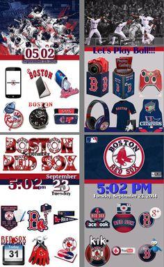 Boston Red Sox baseball team. #MLB #espn #FenwayPark #JohnFarrell #DavidOrtiz #PabloSandoval #homepackbuzz #buzzlauncher