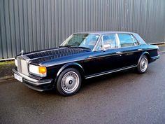 1990 Rolls-Royce Silver Spur II @ http://www.classiccarbase.com