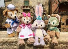 Duffy, Shelly Mae, StellaLou & Gelato