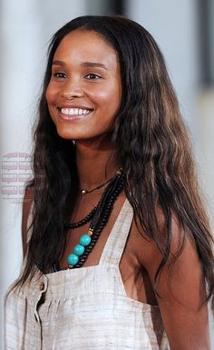 Joy Bryant. Natural beauty.