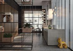 Projekt 13 Konstantin Kildinov › DESIGNS OF LEADING RUSSIAN ARCHITECTS › News › Kitchen | LEICHT – Modern kitchen design for contemporary living