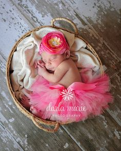 Newborn Tutu Bubble Gum Pink Tutu  size Newborn  7 by TutuSisters, $25.00  Can't wait to find out if peanut is a girl/boy
