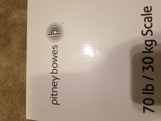 70lb Postal Scale! Brand New! Pitney Bowes
