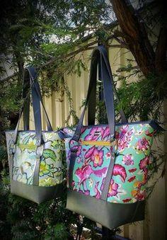 Grace Travel Satchel - Toiletry Bag | Craftsy