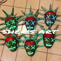 purge Masks Made to Order! Complete and ready to by liberty purge masks. Complete and ready to by