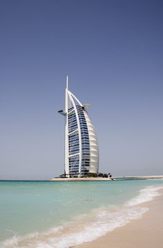Burj Al Arab Dubai, United Arab Emirates expensive hotel in the world