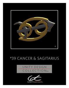 Unity Design Concepts - #39 Cancer/Sagittarius