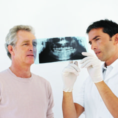Regular visits to the dentist can help potential diabetics get an early warning. #DeltaDental