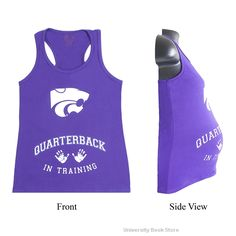 KSU maternity tank from Varney's- I'll need this for the next one!!! Too CUTE