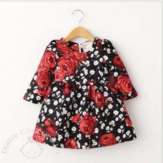 Garden Of Roses Black #Party #Dress