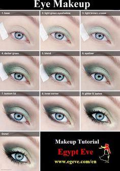 Makeup Tutorial - Eye Makeup