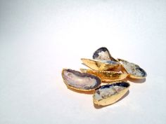 Lindsey Adelman :: Gold Mussel Ashtray