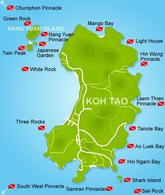 Becoming a PADI Certified diver in Koh Tao Thailand